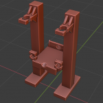 random ideas - bondage frame?