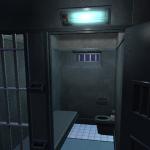 narrow cell - basement window
