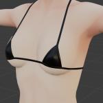 bikini thing - top